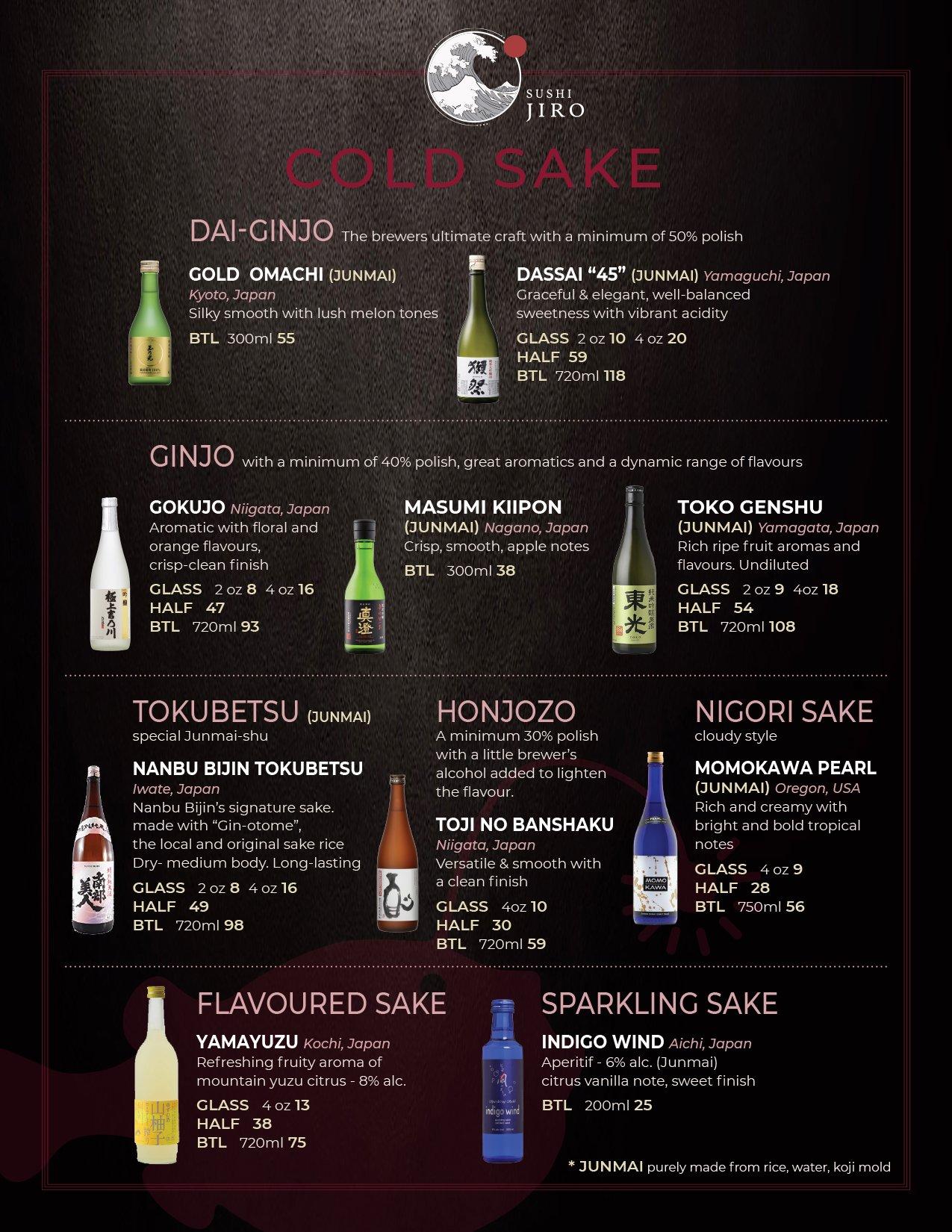 Sushi_Jiro_Sake_Menu