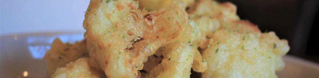 Crispy cauli